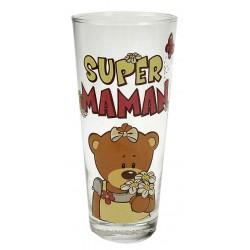 Verre super Maman
