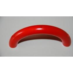 Demi cercle en bois - Rouge