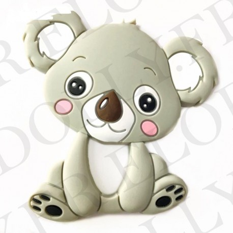 koala silicone gris