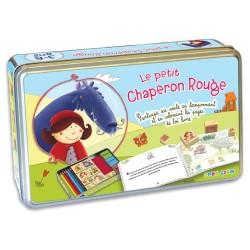 Coffret tampons le Petit Chaperon Rouge
