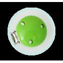 Lot clip vert pomme