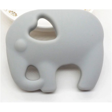 elephant silicone gris