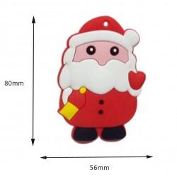 Anneau de dentition Père Noël