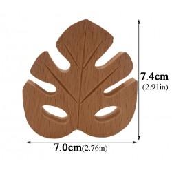 Feuille en bois d'hêtre