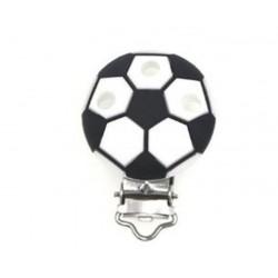 Clip silicone - Football