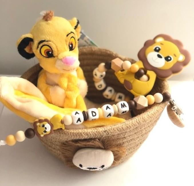 Cadeau naissance Simba Disney